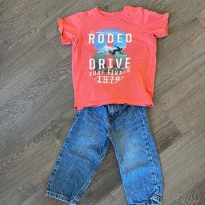 Boys 18 month jeans